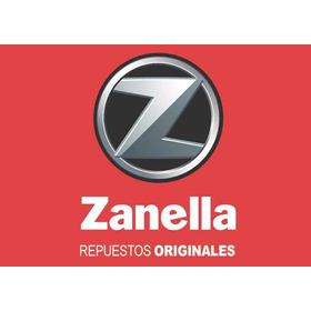 Cacha Laterales Originales Zanella - Izq- Derecha -  Zb 110