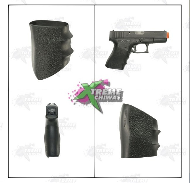 Cacha Universal Glock Agarradera Airsoft Xtreme P - $ 629.00 en ...