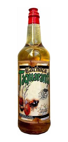 cachaça artesanal taquarantã extrato de carvalho - 6 litros
