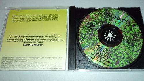 cachaco / desfio cd raro de coleccion 1994 masiva