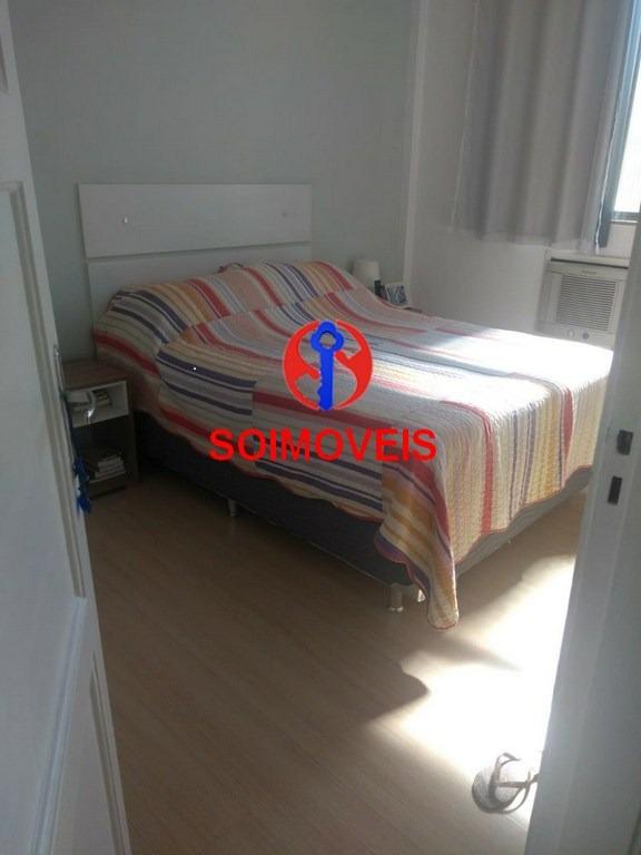 cachambi, sala, 2 quartos ref: dj-ap20312