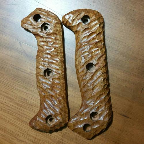 cachas de madera para kabar bk tierraventura