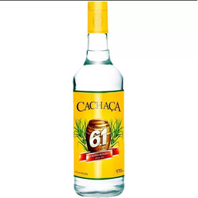 Cachaza Del Brasil 40°de Alcohol Por May - L a $30