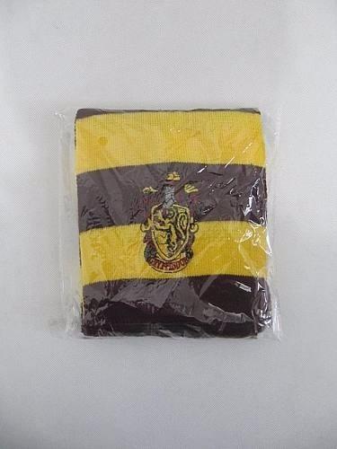cachecol grifinória original lã harry potter quadribol