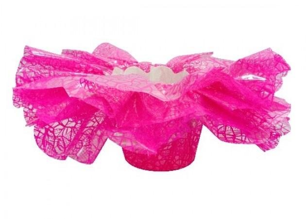 Cachepot P/ Violeta Pink - Unidade - R$ 2,59 em Mercado Livre