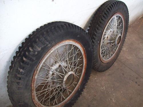cachila autos antiguos --cubierta 500--20
