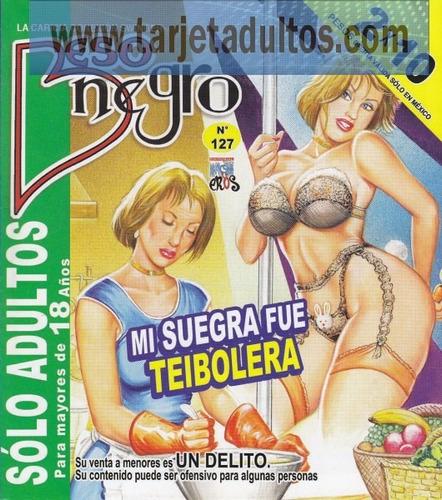 cachondas lavaderos revistas porno novelas xxx $2.50 c/u omm