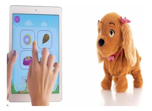 cachorrinha lucy marrom multikids br469 português toy
