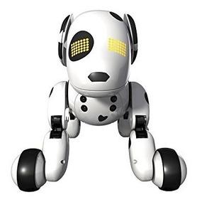 Robot Zoomer Juguete Inteligente Perro Cachorro Interactivo UzqVMSp