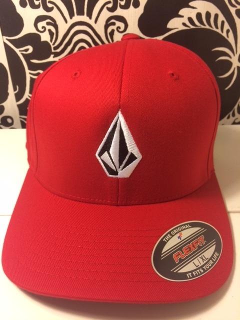 32122ceeab847 Cachucha Gorra Volcom Flexfit 100% Original Comprada En Usa ...