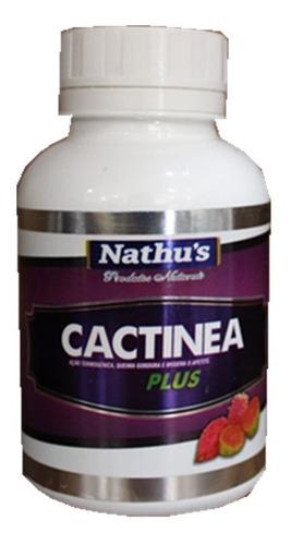 cactinea adelgazante natural en 60 cap - 500g