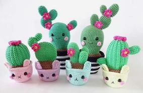 Amigurumi Cactus Kawaii crochet (Subtitulos Español) - YouTube | 185x284