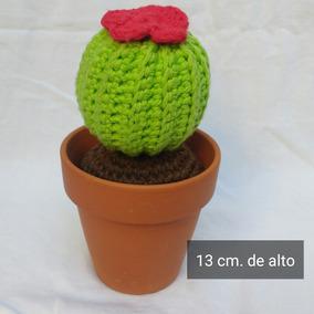 Cactus Tejidos Al Crochet - $ 300,00 en Mercado Libre | 284x284
