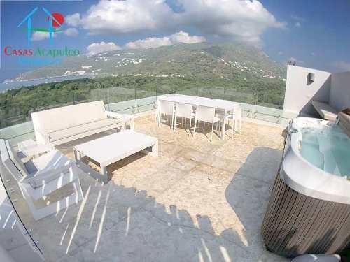 cad amankora ph. alberca privada, roof garden con jacuzzi
