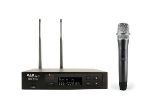 cad audio wx3000 inalámbrico de micrófonos y transmisores