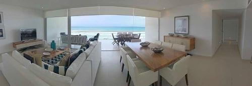 cad costa real 602 terraza con vista al mar. promoción!