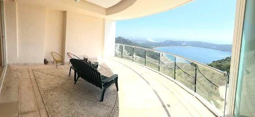 cad da vinci residencial 1 terraza con vista a la bahía