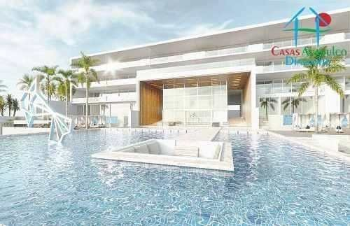 cad ikaroa residences 2 202. de playa, terraza y jacuzzi