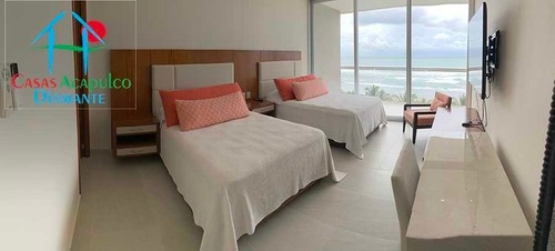 cad maranda 5. de playa. terraza con jacuzzi y vista al mar
