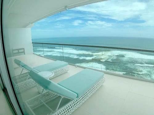 cad península tower b 22 vista al mar, elevador privado