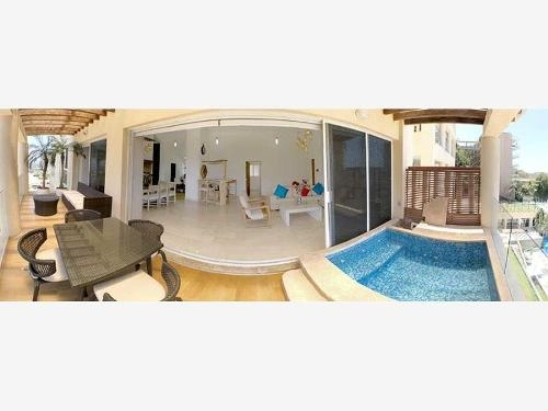 cad punta manglar a ph 501 terraza con jacuzzi, roof garden