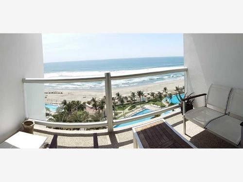 cad tikal 914. de playa, terraza con vista al mar