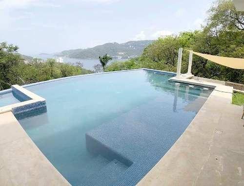 cad villas del sol villa bonita alberca, jardín, roof garden