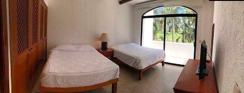 cad villas golf 1 mayan villa 33 roof garden con jacuzzi