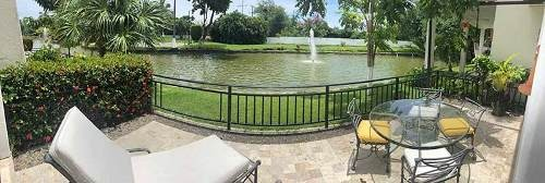 cad villas golf 1 mayan villa 52. roof garden con jacuzzi