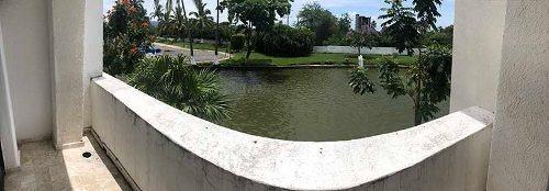 cad villas golf 1 mayan villa 52 terraza con vista al lago