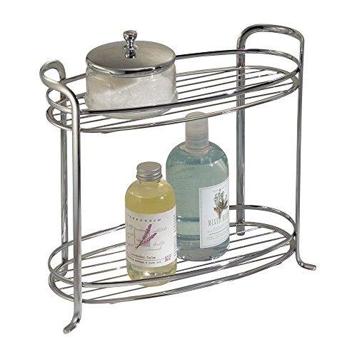 caddies de ducha,interdesign eje libre de pie estantería..