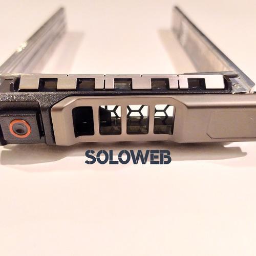 caddy 2.5 hd servidor dell poweredge r710 r610 r510 r410
