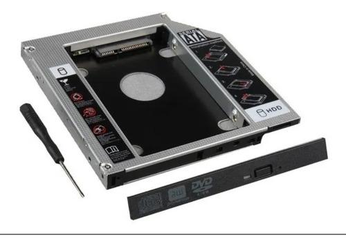 caddy adaptador 12.7 disco duro intervenit multiuso nuevo