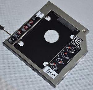 caddy macbook 2.5 doble disco duro 9.5mm inteface sata iii