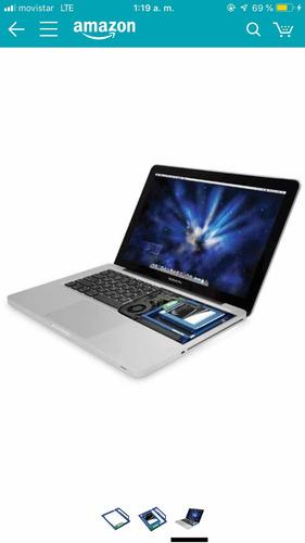caddy  macbook pro segundo disco duro & ssd