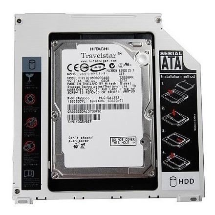 caddy sata a sata macbook pro 13 15 17 2° disco superdrive