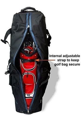 caddydaddy golf constrictor 2 funda de viaje