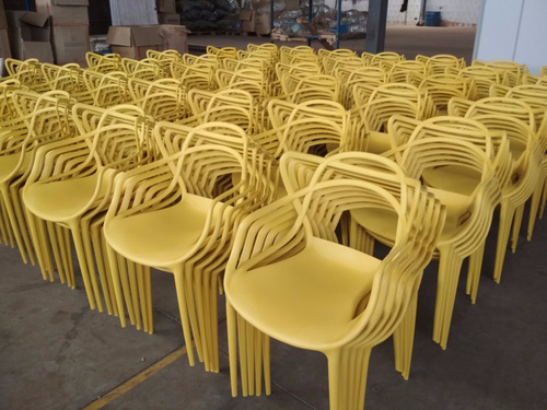 cadeira allegra amarela preta fendi tiffany sala de jantar