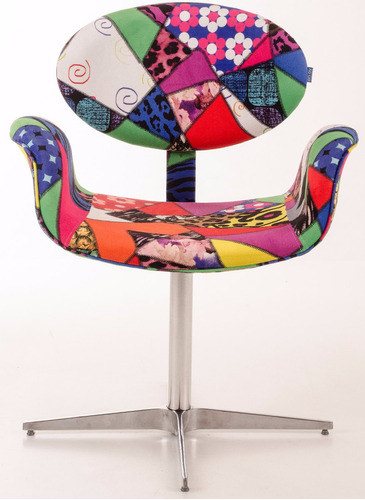 cadeira anitta sala sofá decor design pés palito tulipa