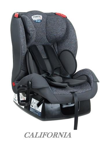 cadeira automovel burigotto matrix evolution k- california