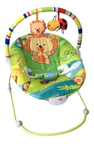 cadeira cadeirinha bebê descanso vibratória musical poly11kg