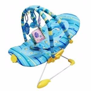 cadeira cadeirinha bebê musical vibratória balagio rosa