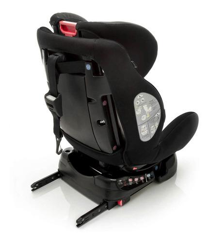 cadeira cadeirinha carro safety 1st multifix isofix black