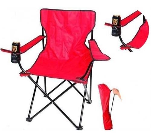 cadeira camping praia pesca dobravel e bolsa