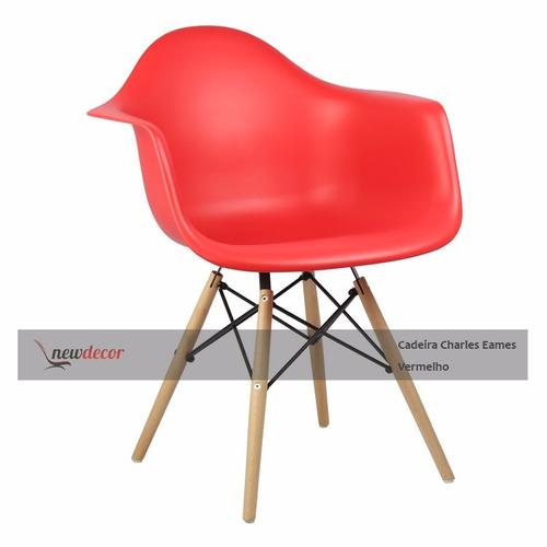 cadeira charles eames daw várias cores super promoção