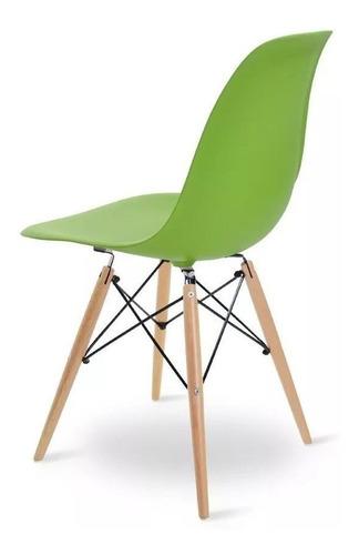 cadeira charles eames design cores nacional nf + garantia