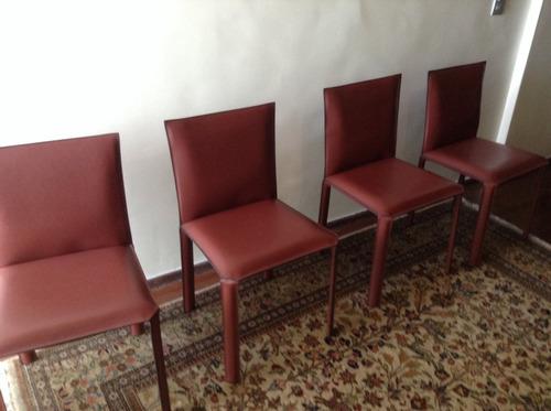 cadeira - couro