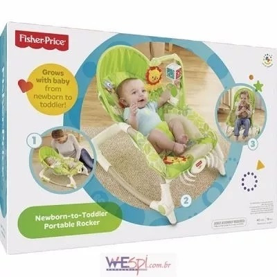 cadeira crescendo comigo floresta fisher price bcd28