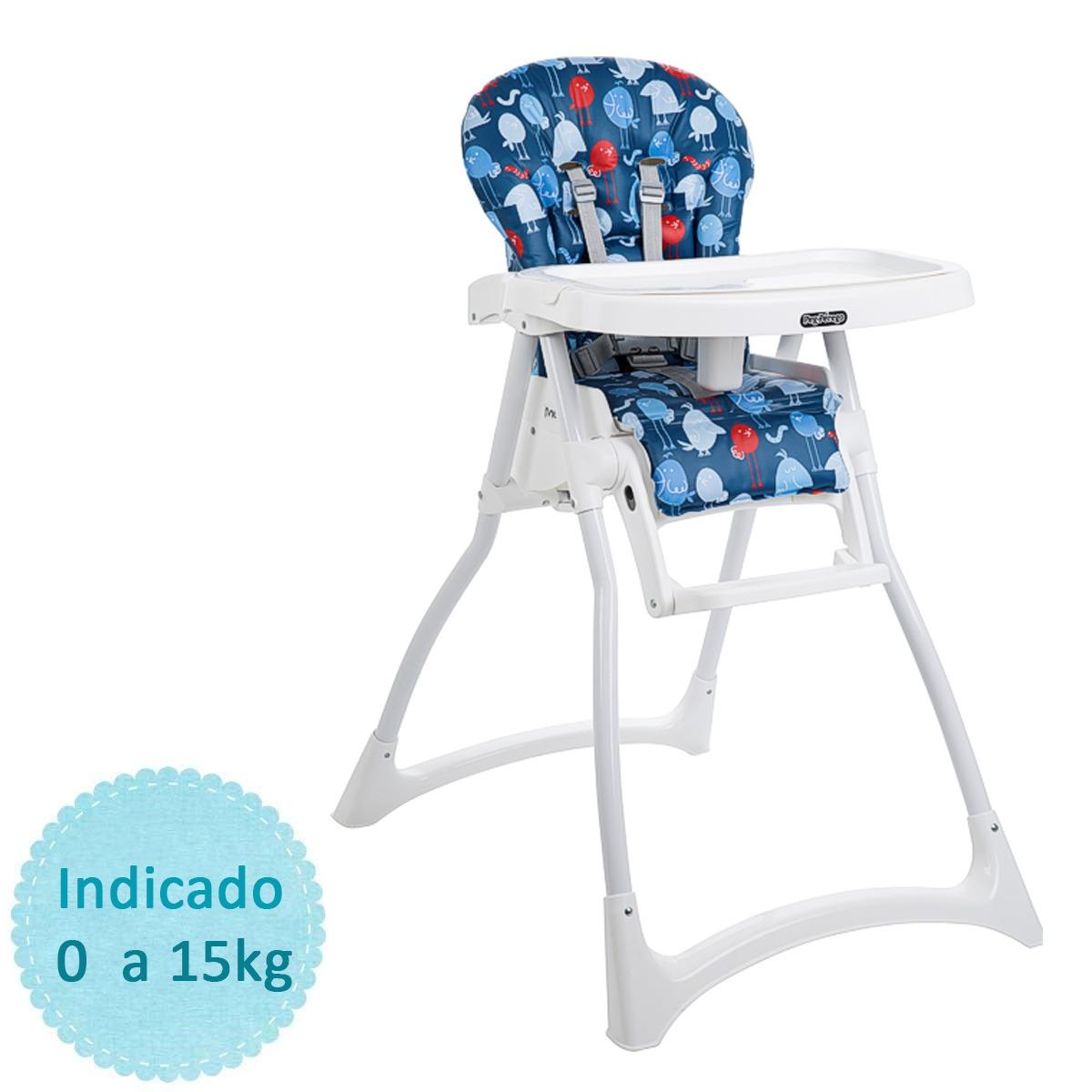 8a07c9701a4e cadeira de alimentação merenda peixinho azul burigotto. Carregando zoom.