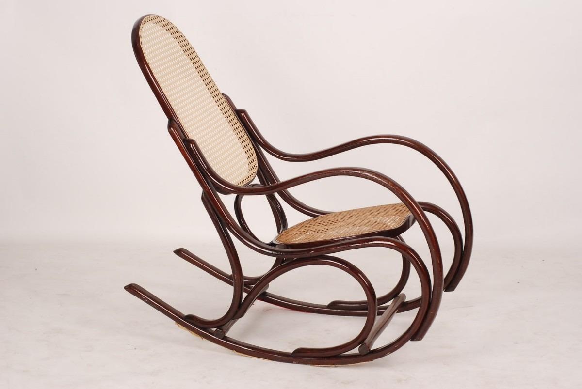 Cadeira De Balanço Austriaca R$ 833 34 em Mercado Livre #3F211C 1200x803